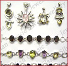 wholesale silver jewelry from Jaipur India